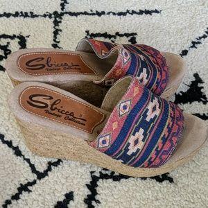 Sbicca Shoes - SBicca Wedges